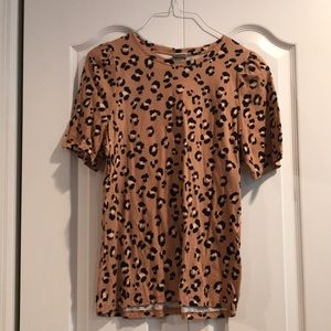 A New Day Leopard Tee